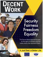Decent Work Poster