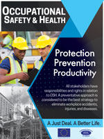 Occupational Safety Health Poster